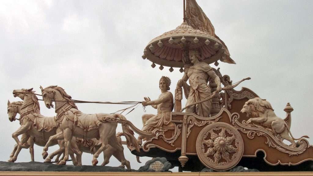Die Bhagavad Gita von Ralph Skuban kommentiert © AYA/Fotolia Yogannetteblog.de