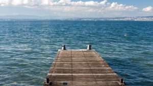 Bootsteg, Wasser, Marseille