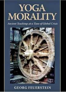 Buchtitel Georg Feuerstein Yoga Morality