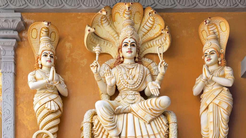 Annette Bauer, Yogannetteblog.de, Patanjali-Statue