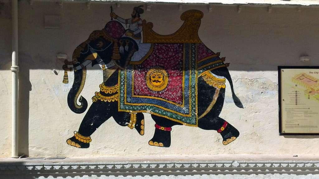 Sadhana Pada Elefant © Annette Bauer yoga-xperience.de