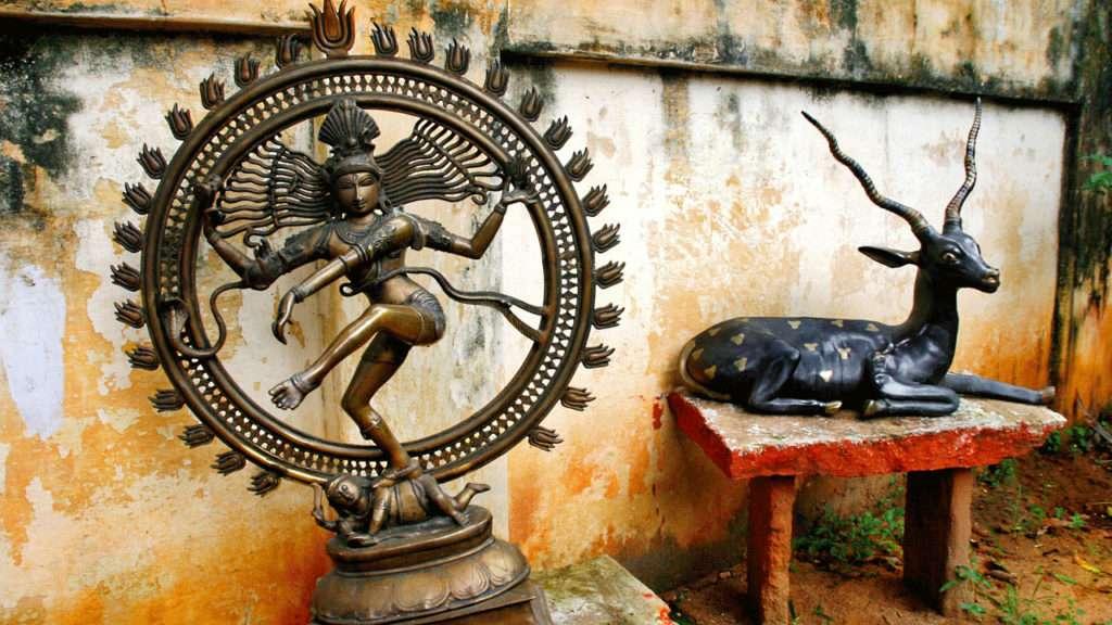 Annette Bauer, Yogannetteblog.de, Tanzender Shiva