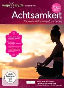 """DVD """"Achtsamkeit für mehr Gelassenheit im Leben"""" © WVG Medien"""
