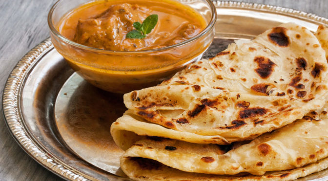 Chapati: Leckere Fladen aus Indien