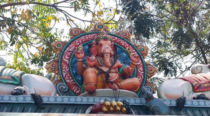 Ganesha-Fest: Ganesh Chaturthi