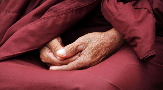 Wozu Meditation?