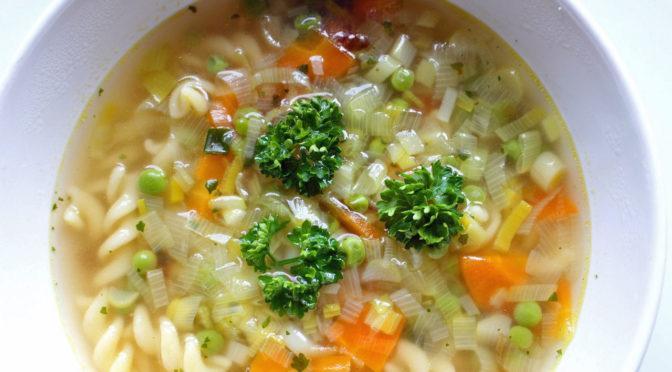 Esst Suppe!