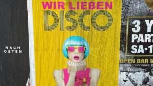Disco-Plakat
