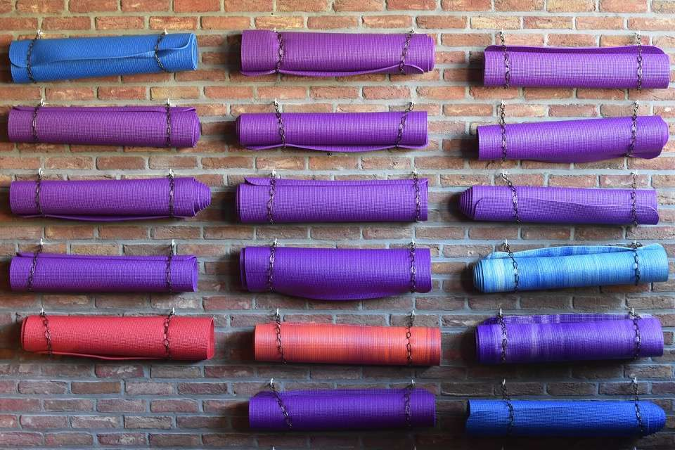 Yoga Ermutigung © yoga-mat-1743203/Pixabay