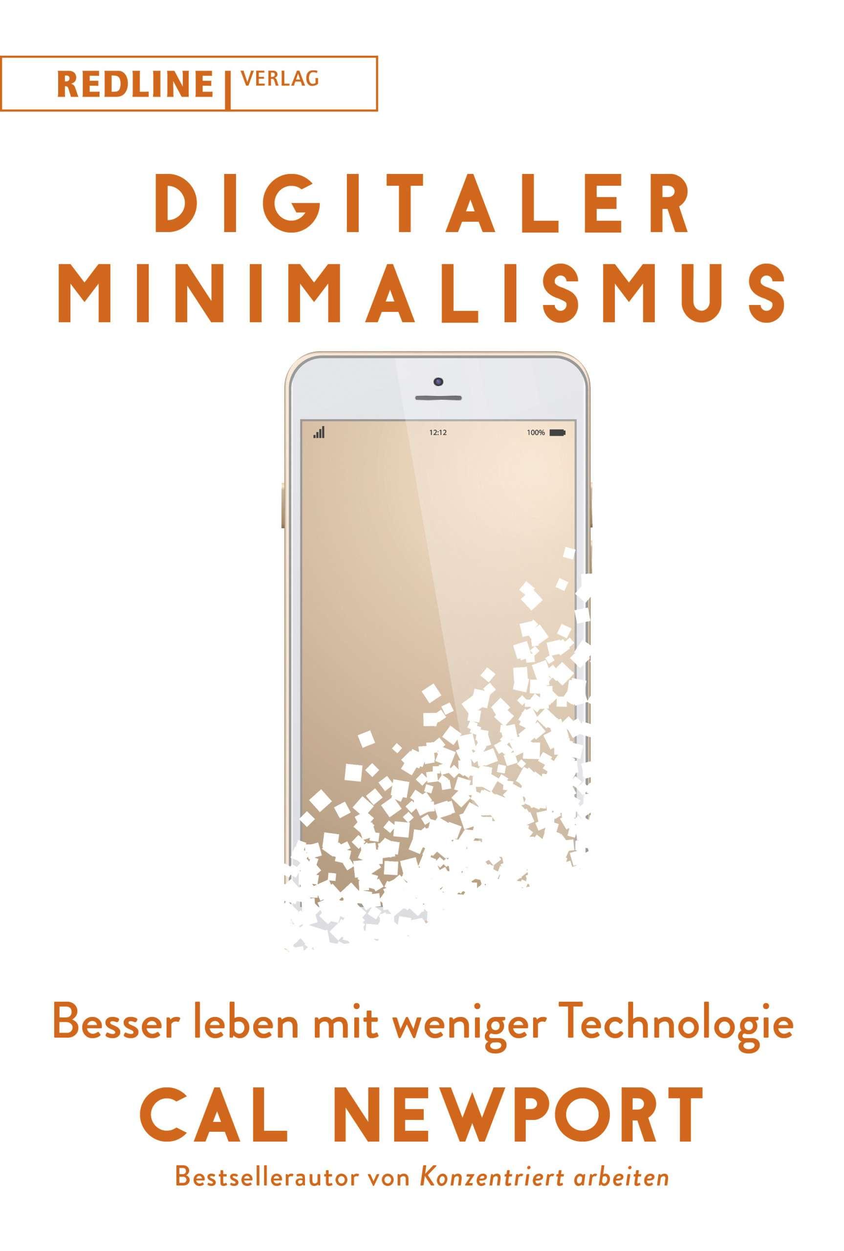 """Digitaler Minimalismus"" von Cal Newport Yogannetteblog.de"