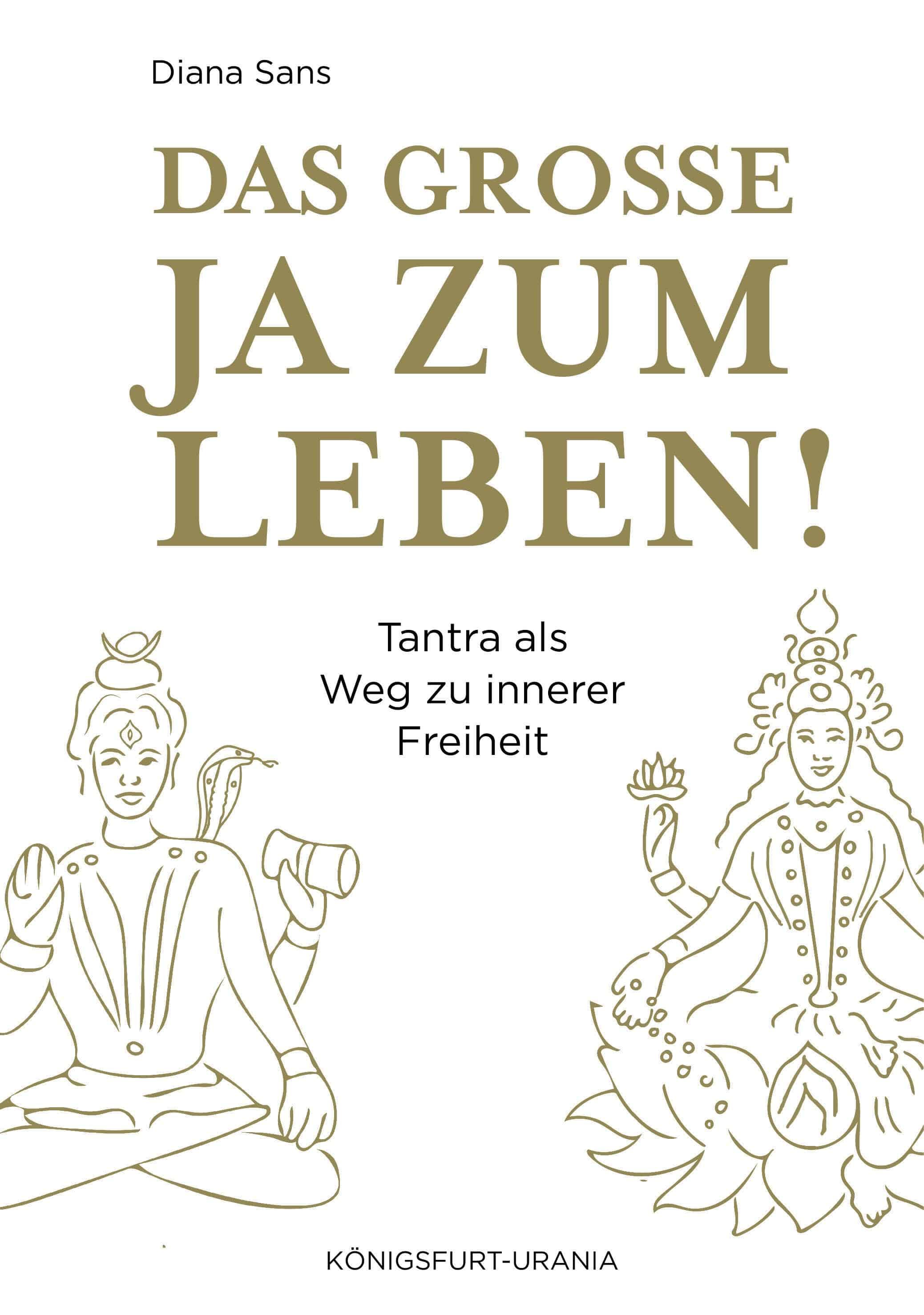 """""""Das große Ja zum Leben"""" von Diana Sans © Königsfurt Yogannetteblog.de"""