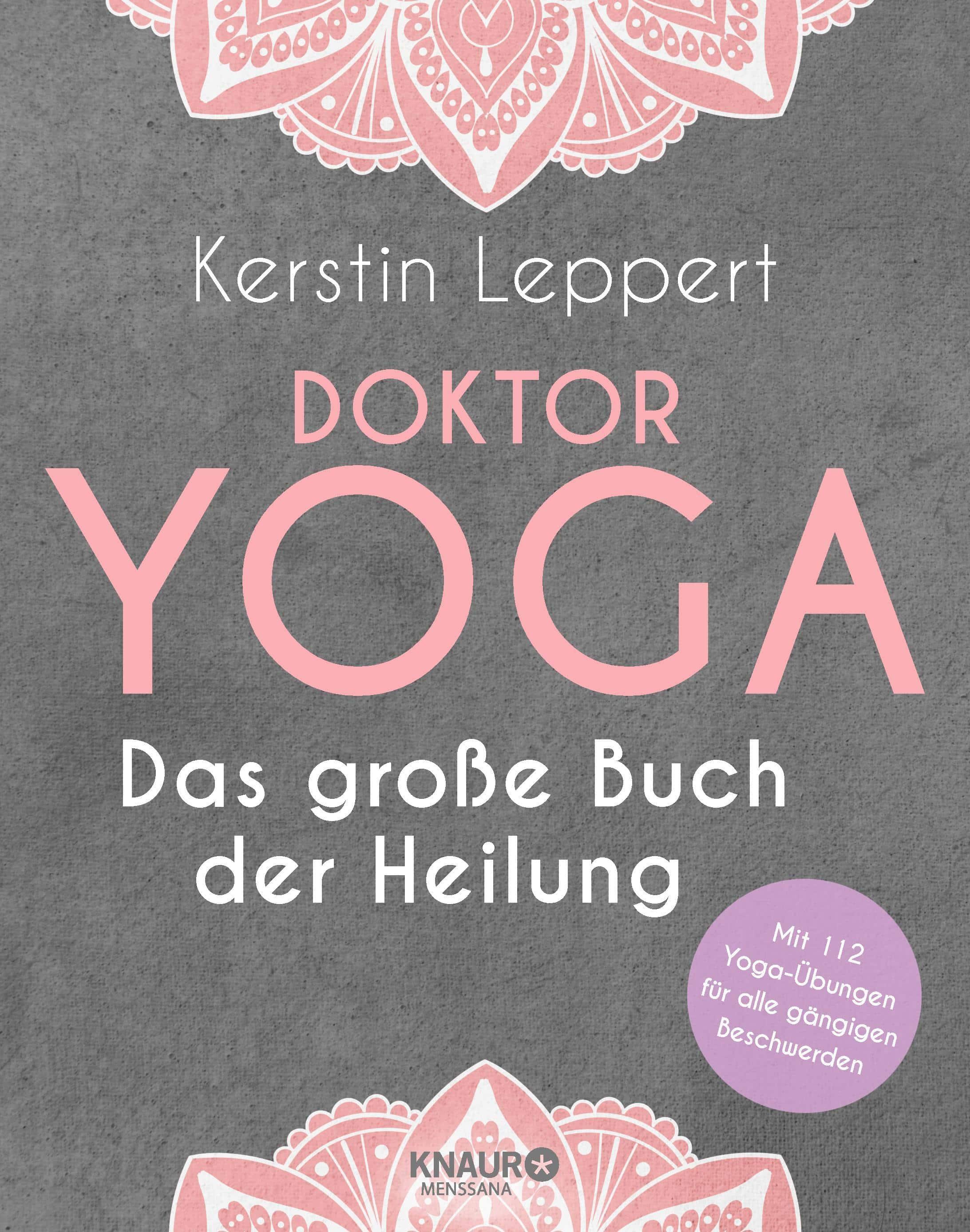 """""""Doktor Yoga"""" von Kerstin Leppert © Knaur Yogannetteblog.de"""