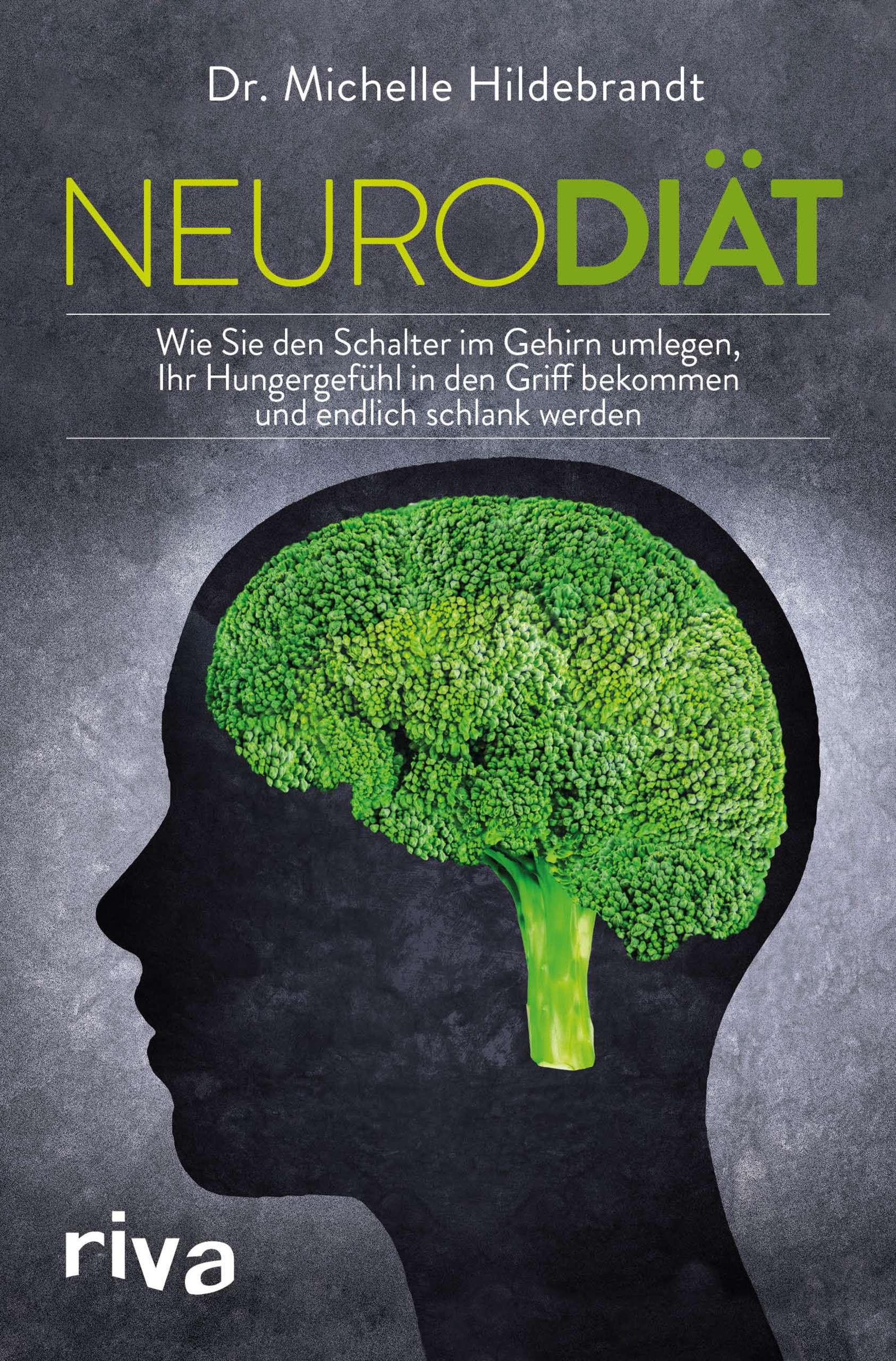 """Cover, """"Neurodiät"""" von Dr. Michelle Hildebrandt © riva Yogannetteblog.de"""