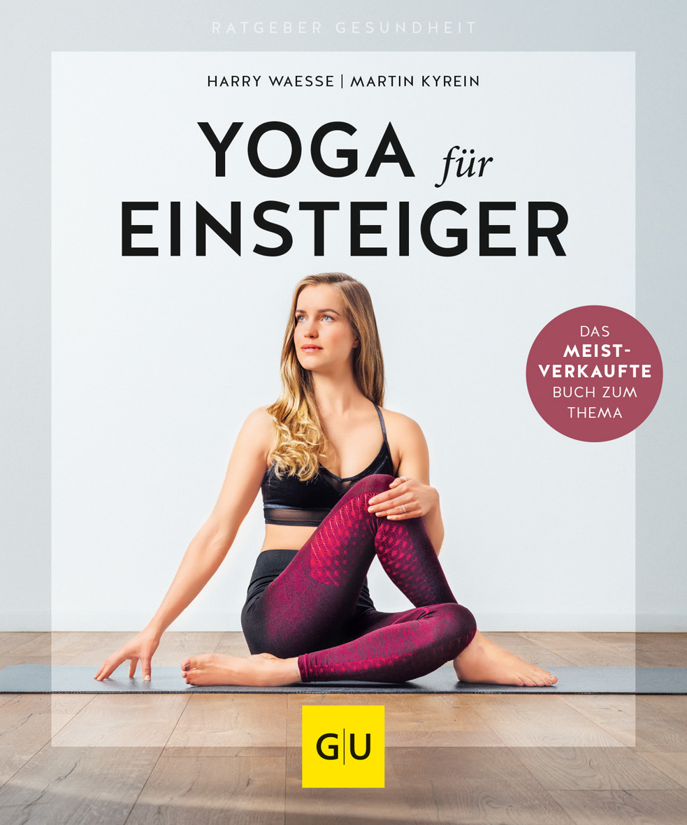 """""""Yoga für Einsteiger"""" von Waesse/Kyrein © G&U Yogannetteblog.de"""