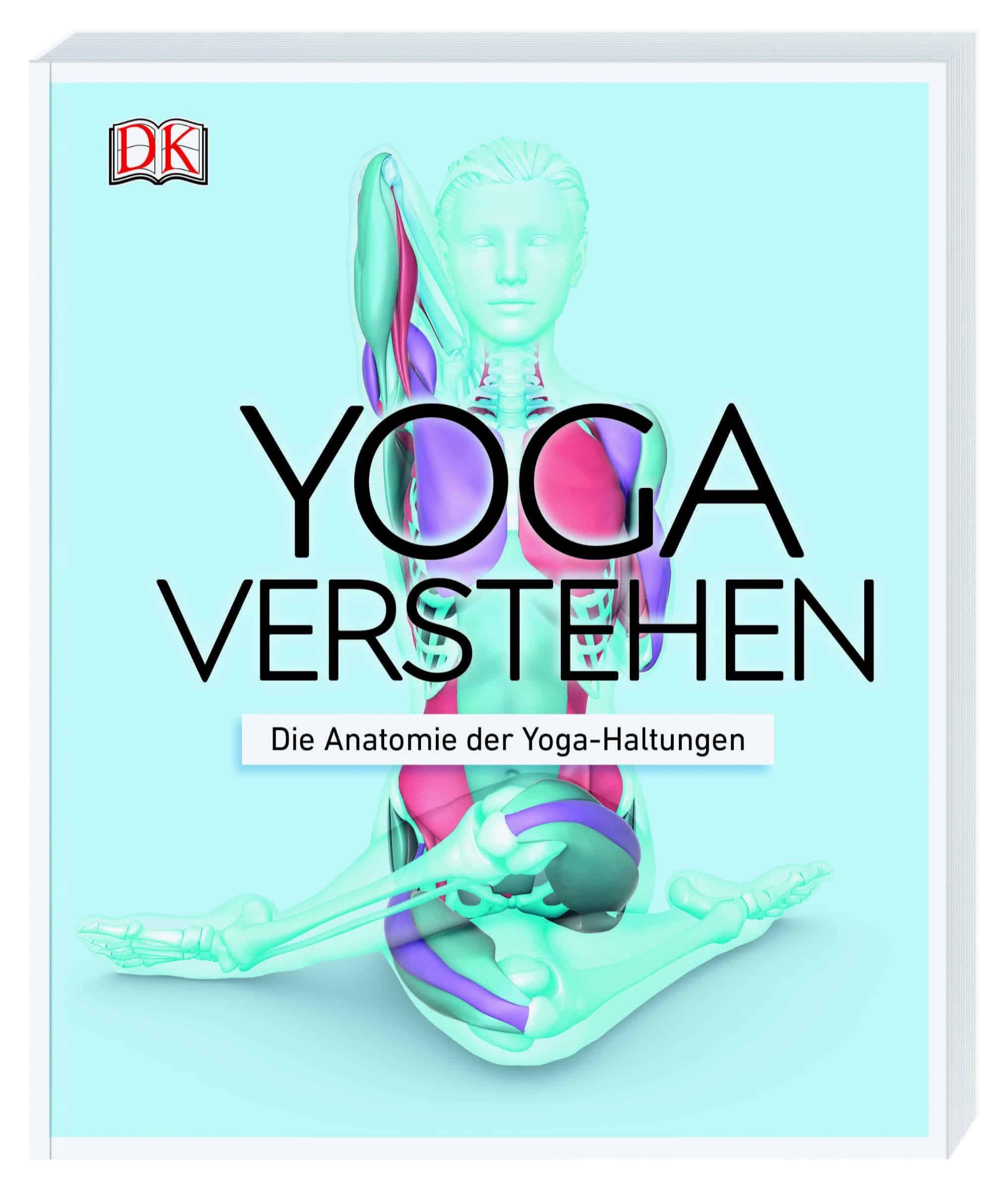"""""""Yoga verstehen"""" von Ann Swanson © DK Yogannetteblog.de"""