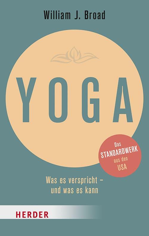 """""""Yoga"""" von William J. Broad © Herder Yogannetteblog.de"""