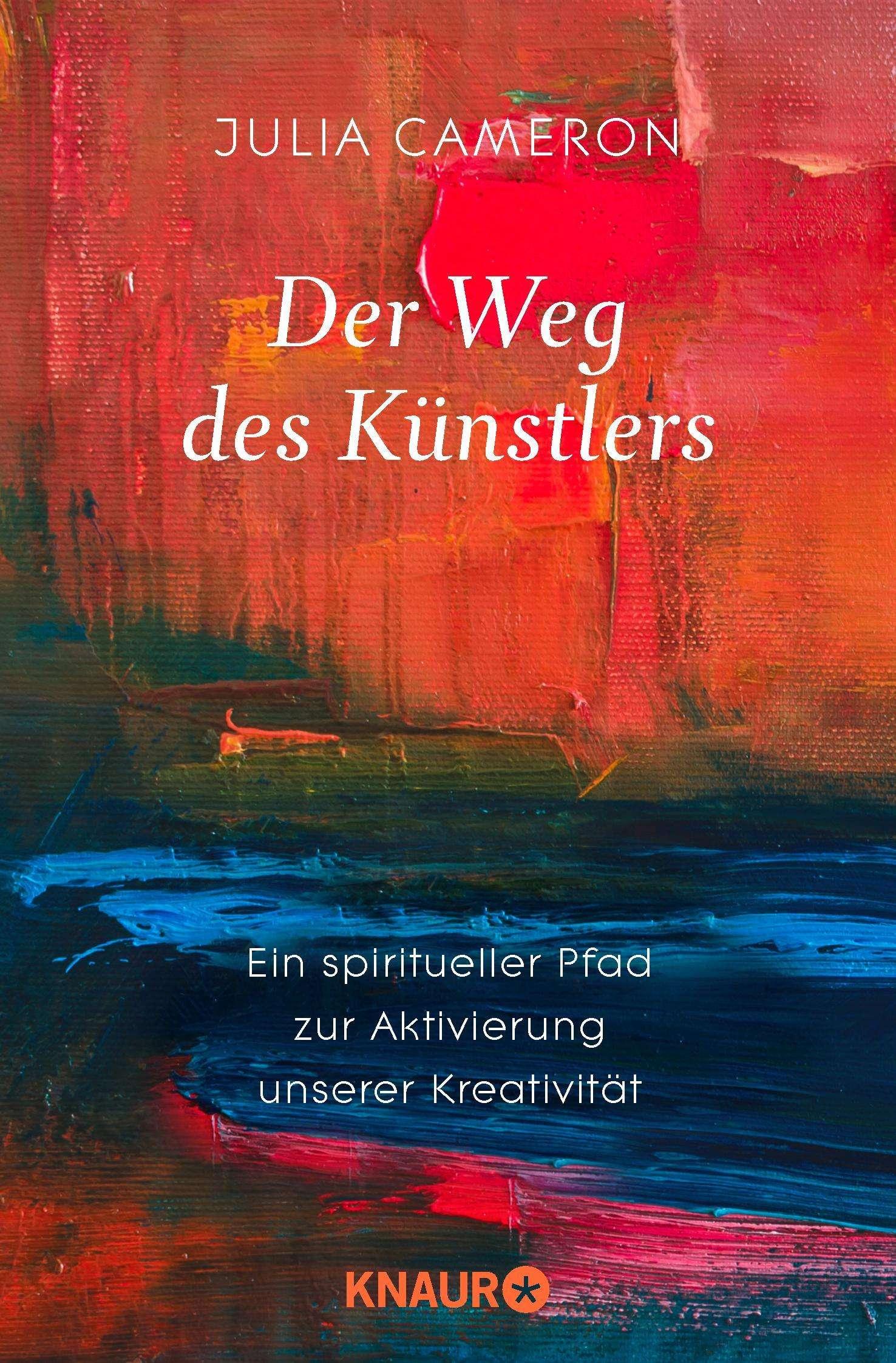 """""""Der Weg des Künstlers"""" von Julia Cameron © Knaur Yogannetteblog.de"""