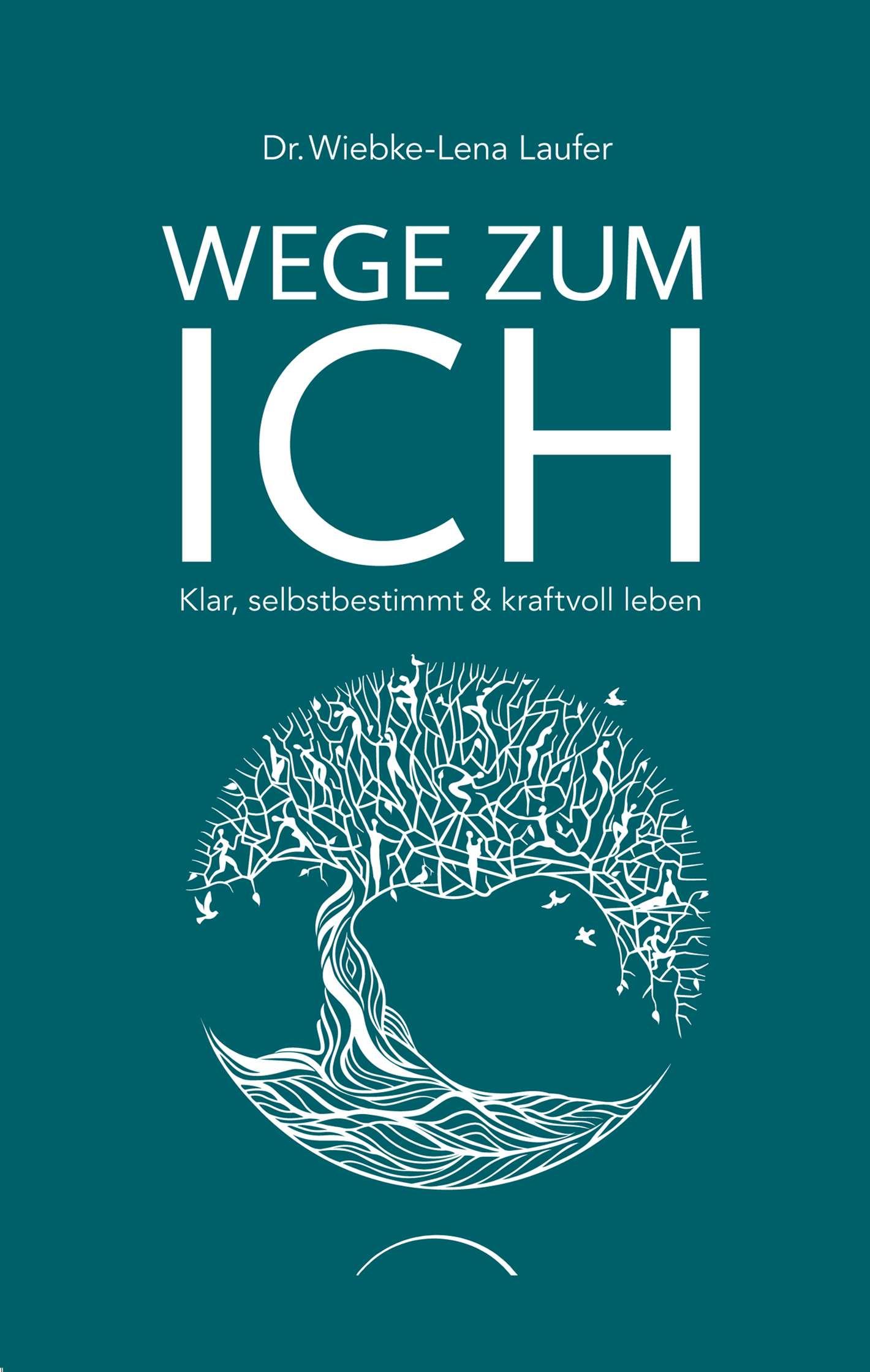 """""""Wege zum Ich"""" von Wiebke-Lena Laufer © kamphausen Yogannetteblog.de"""