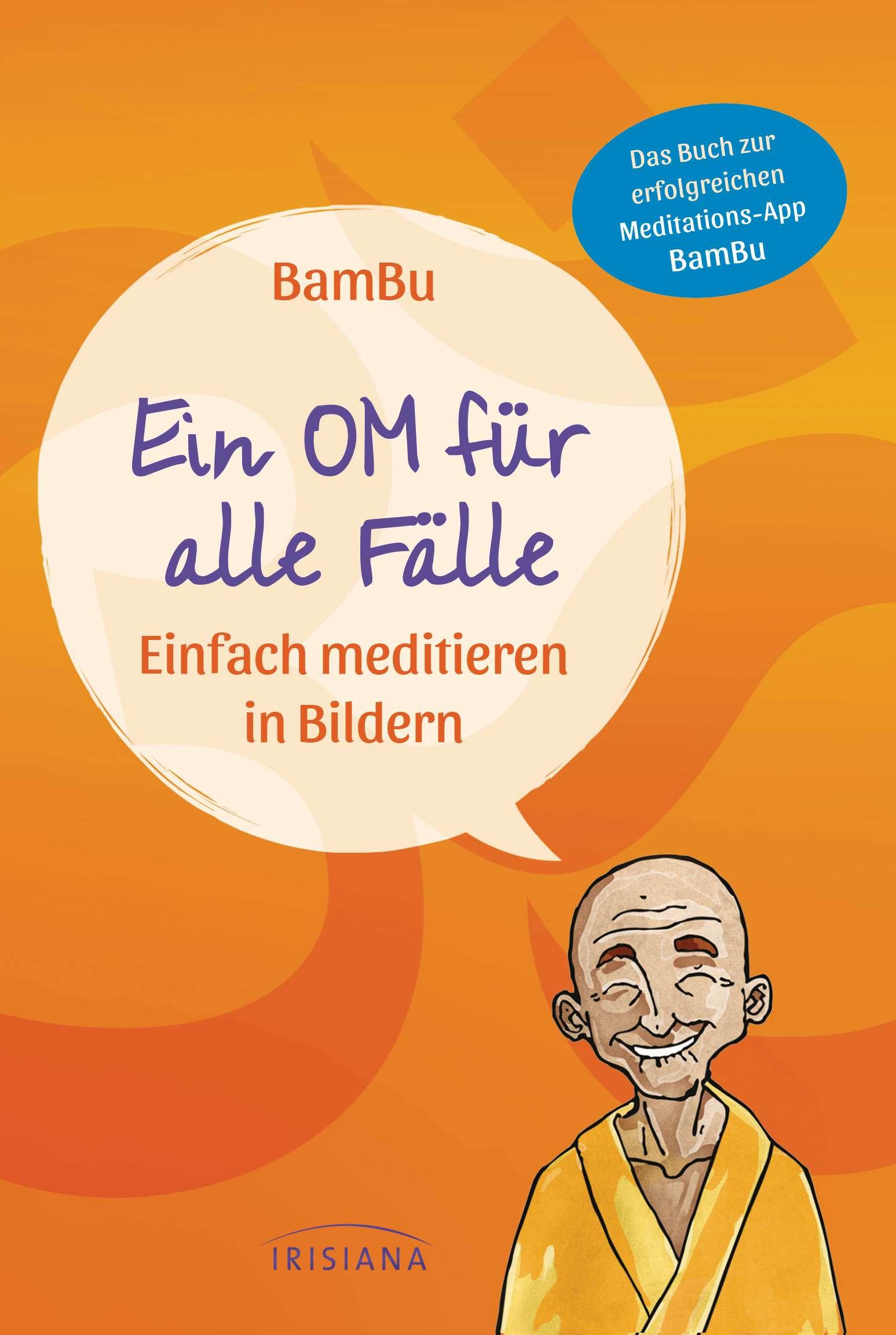 """""""Ein OM für alle Fälle"""" von Bambu © Irisiana Yogannetteblog.de"""