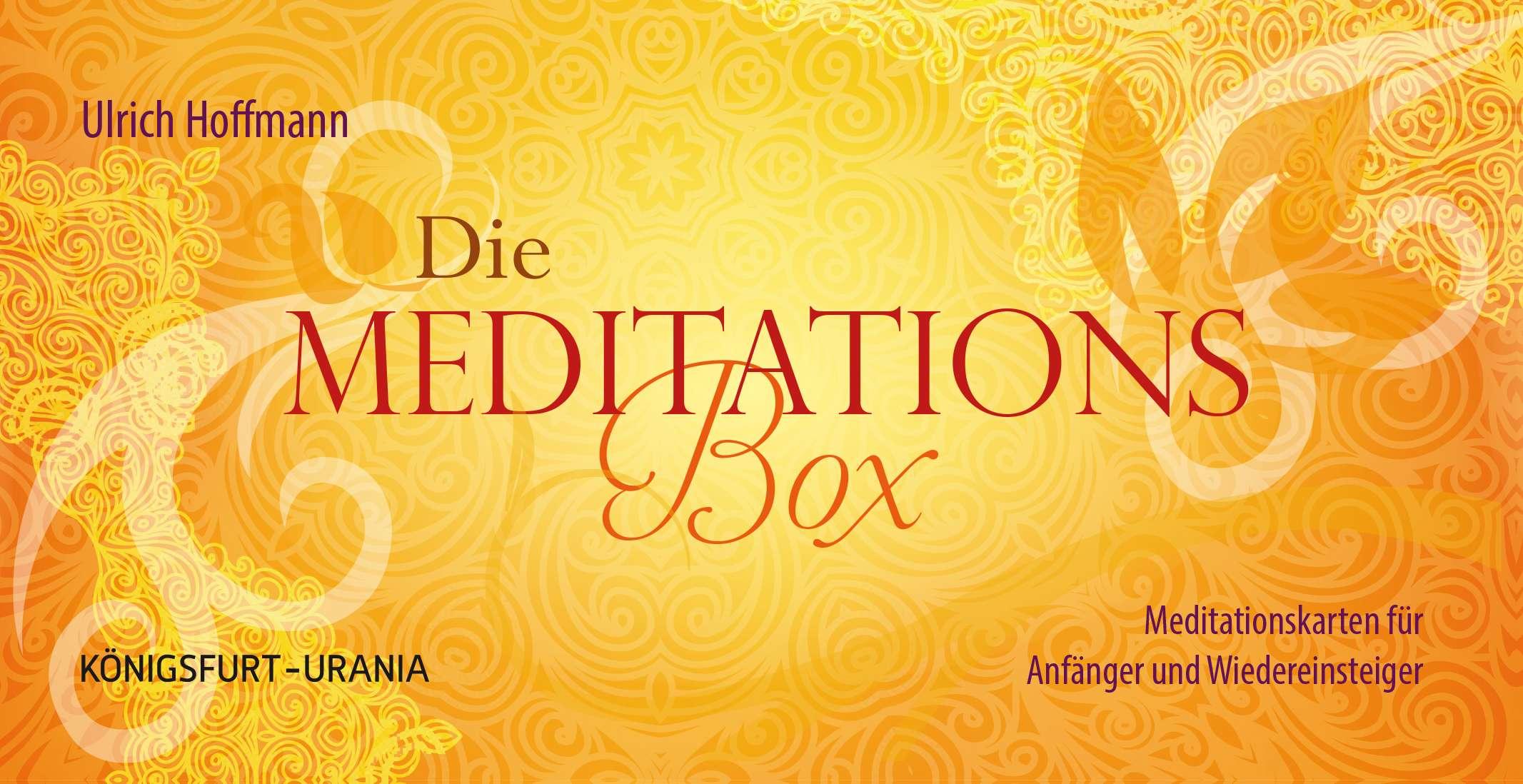 """""""Mediationsbox"""" von Ulrich Hoffmann © Königsfurt-Urania Yogannetteblog.de"""