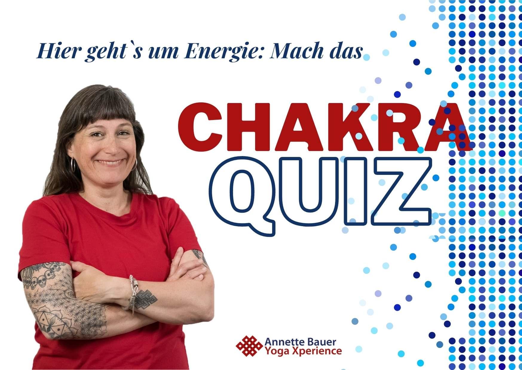 Chakra Quiz Cover