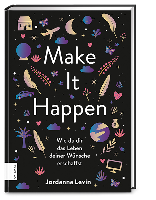 Yoga Xperience Rezensionen 2020 Make it happen von Jordanna Levin © ZS Verlag