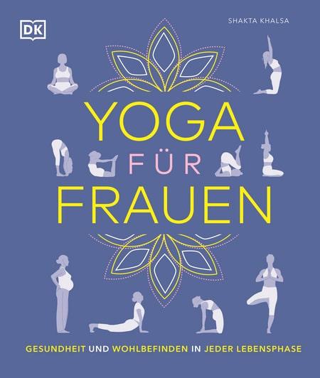 Yoga Xperience Rezensionen 2020 Yoga fuer Frauen Shakta Khalsa © DK Verlag