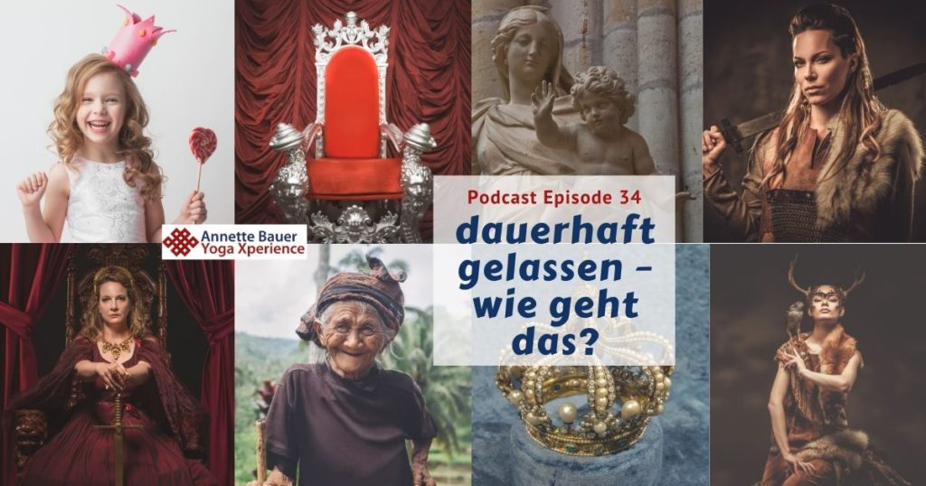 Podcast 34 Königin