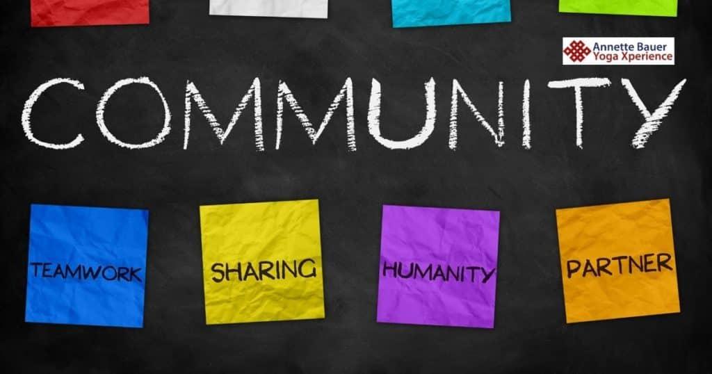 Facebook Podcastbild Gemeinschaft