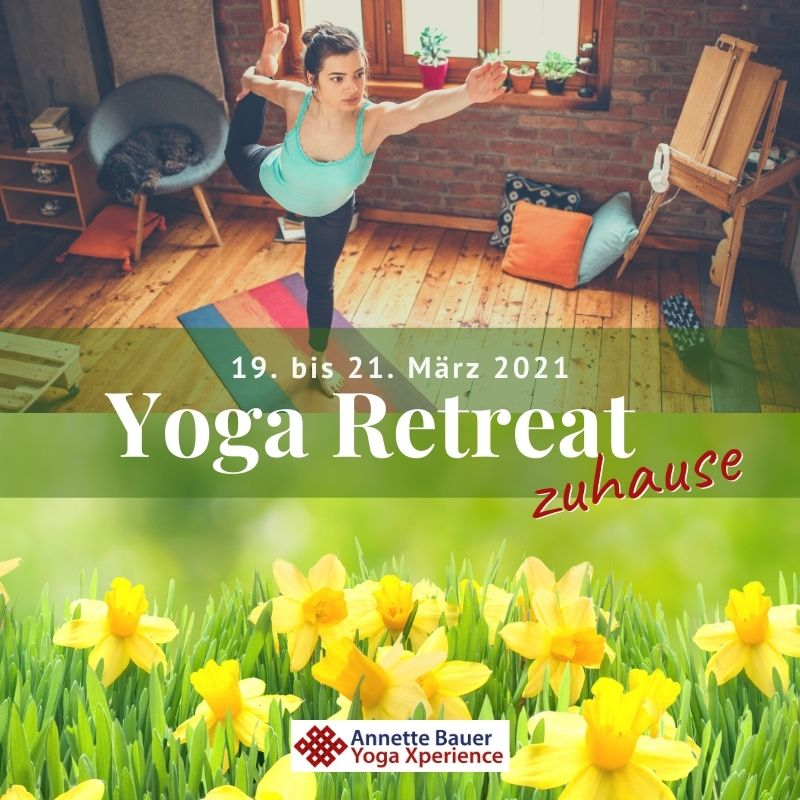 FrühlingsRetreat zuhause Webseite